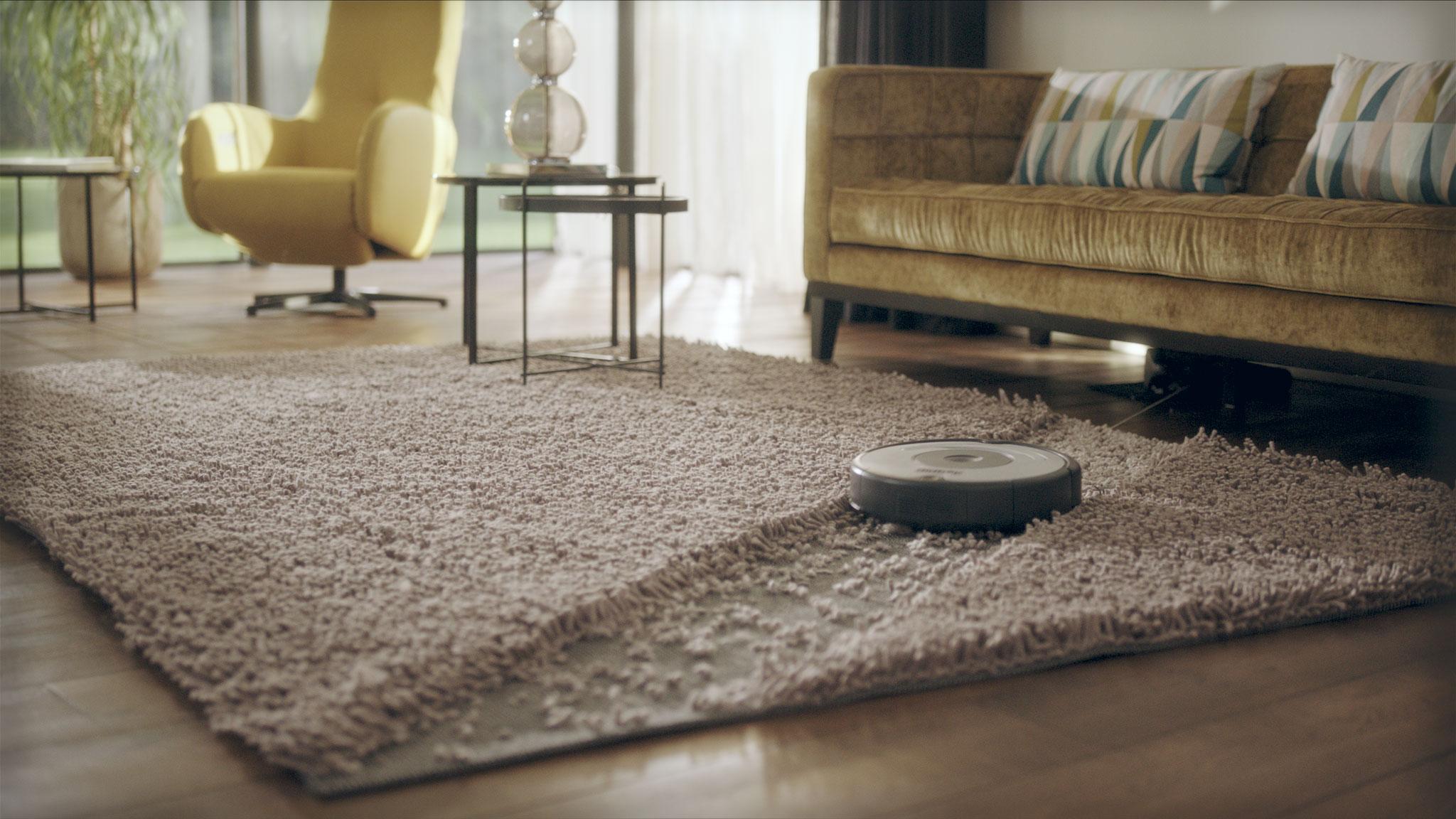 Before-Carpet Particles